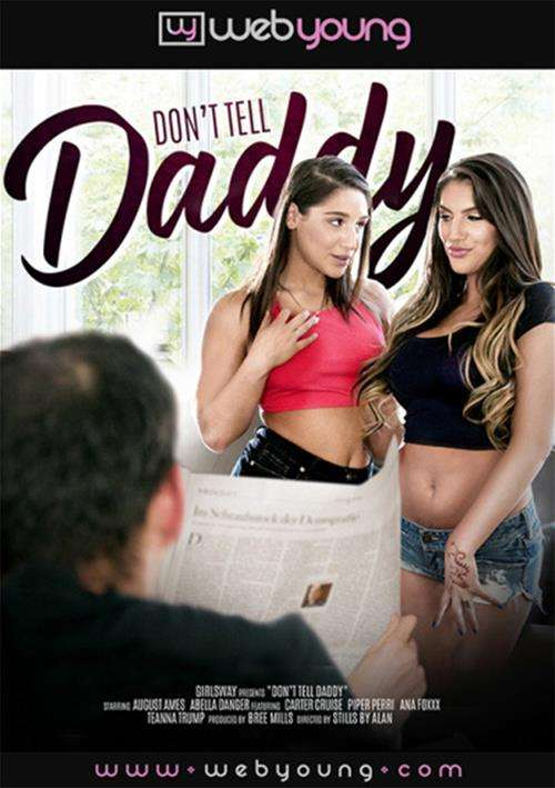 Don't Tell Daddy DVD