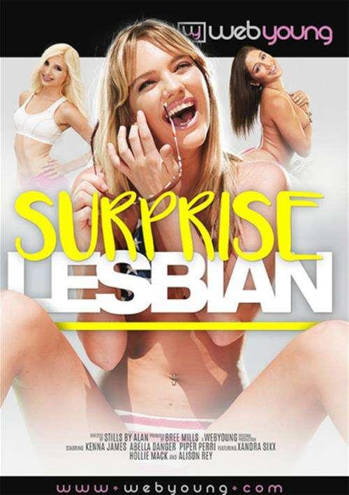 Surprise Lesbian DVD
