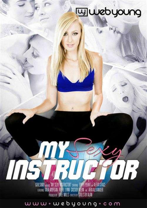 My Sexy Instructor DVD