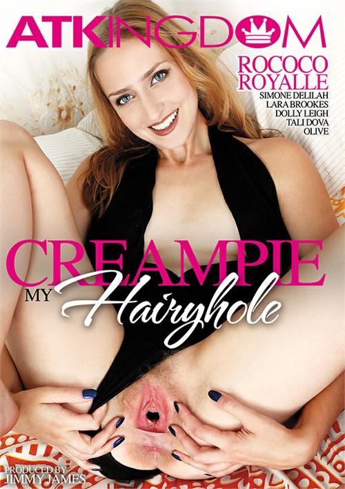 Creampie My Hairyhole