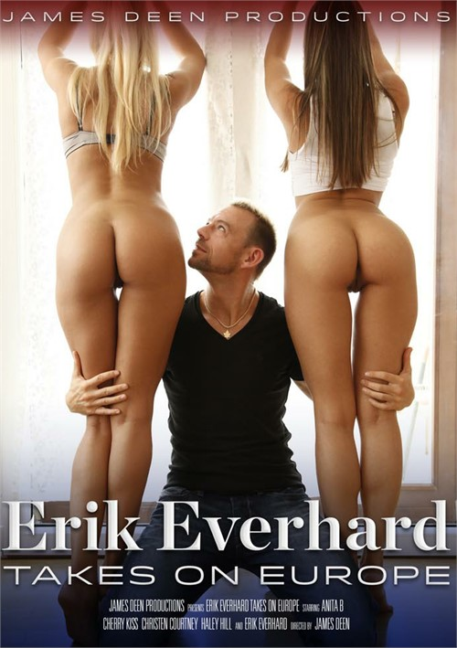 Erik Everhard Takes On Europe DVD