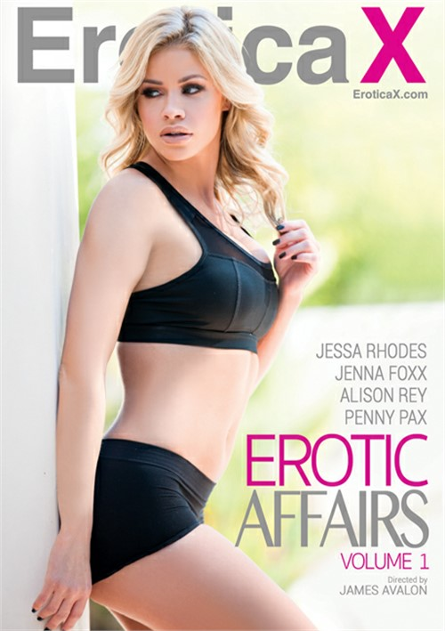 Erotic Affairs DVD