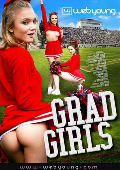 Grad Girls DVD