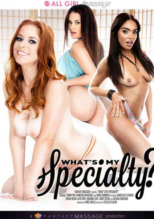 What's My Specialty DVD