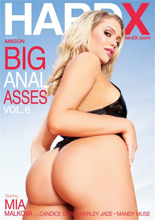 Big Anal Asses #6