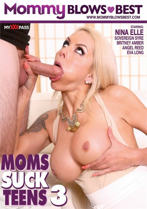 Moms Suck Teens #3