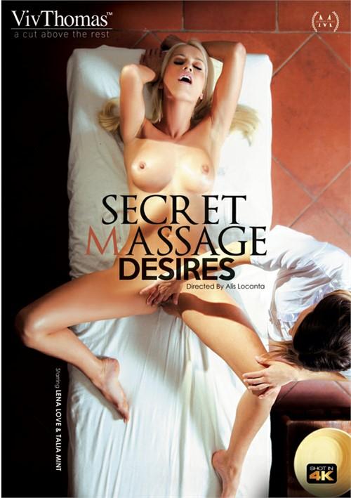Secret Massage Desires DVD