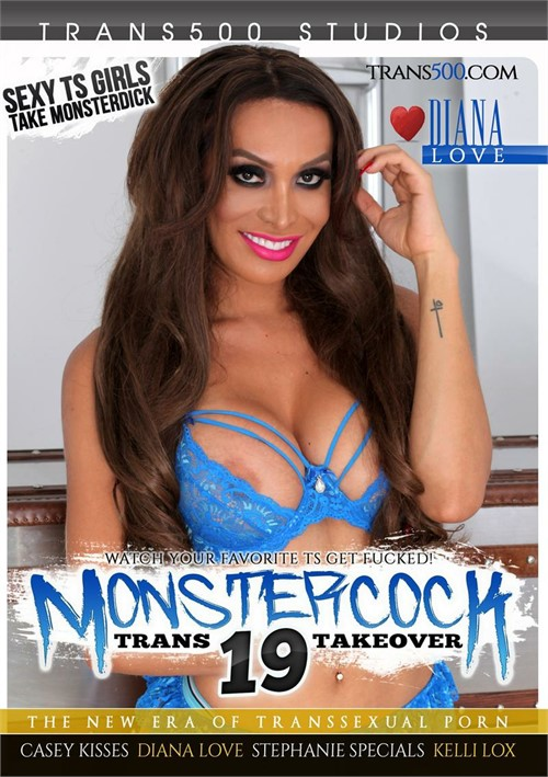 Monstercock Trans Takeover #19