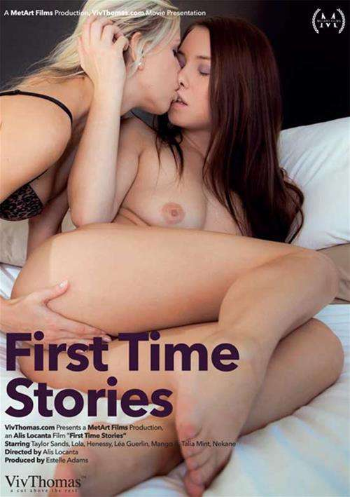 First Time Stories DVD
