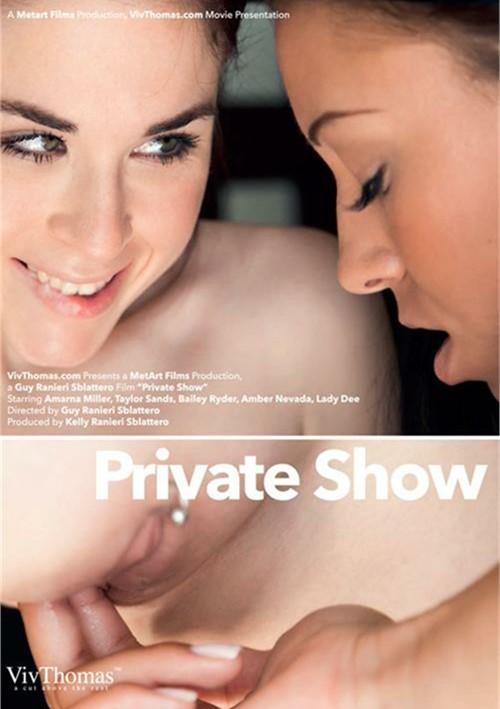 Private Show DVD