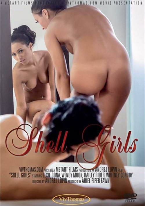 Shell Girls DVD
