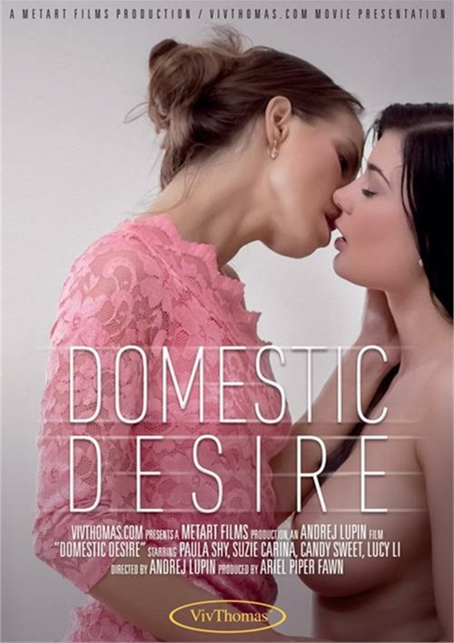 Domestic Desire DVD