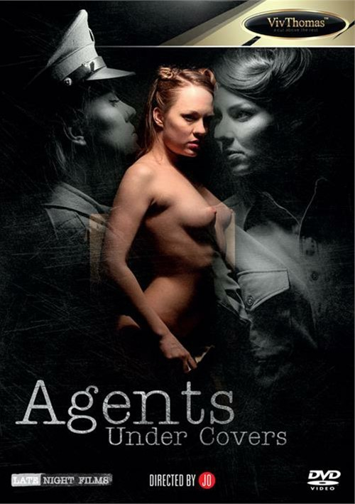 Agents Under Covers DVD