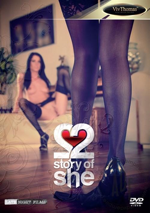 Story Of She #2 DVD