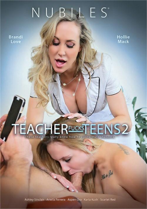 Teacher Fucks Teens #2