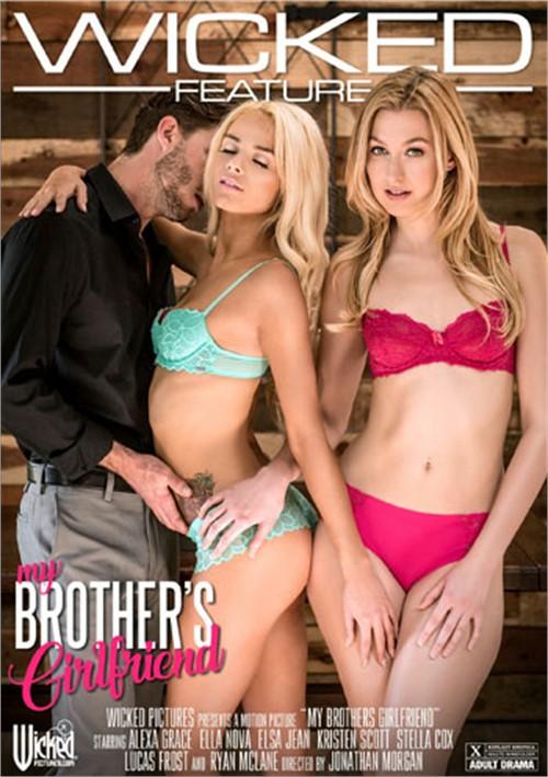 My Brother's Girlfriend DVD