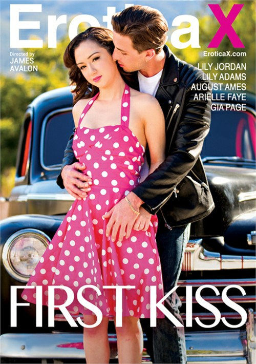 First Kiss DVD