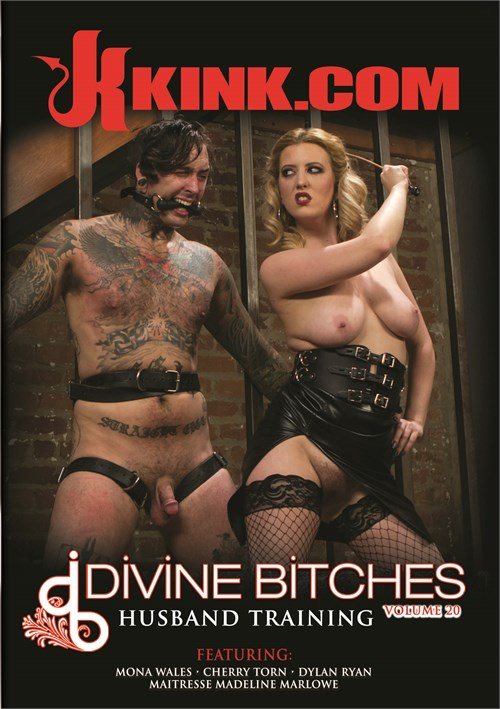 Divine Bitches #20 DVD