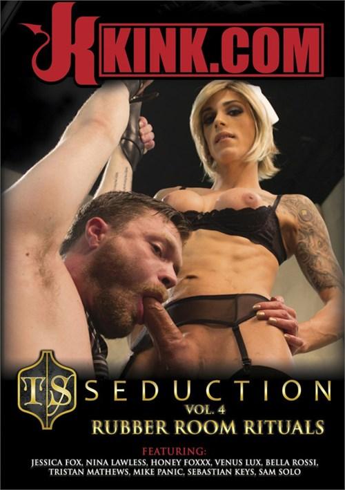 TS Seduction Vol. 4: Rubber Room Rituals
