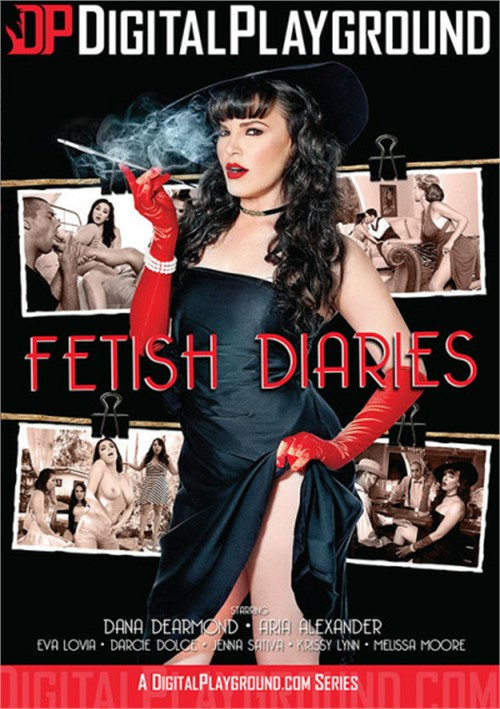 Fetish Diaries DVD