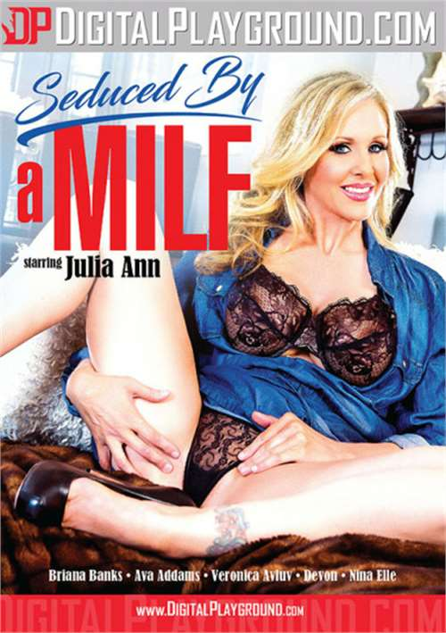 Seduced By A MILF DVD