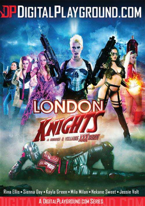 London Knights DVD