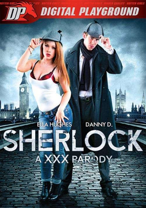 Sherlock: A XXX Parody DVD