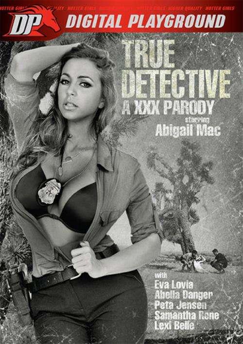 True Detective: A XXX Parody DVD