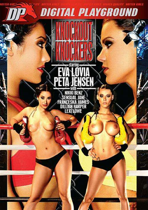 Knockout Knockers DVD