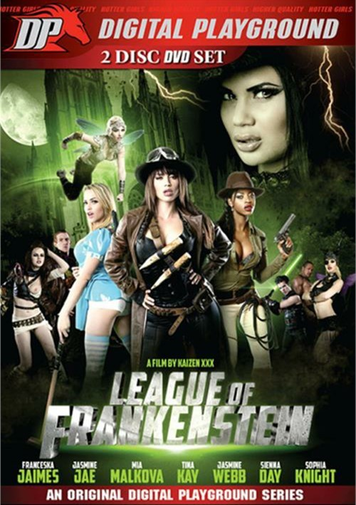 League Of Frankenstein DVD