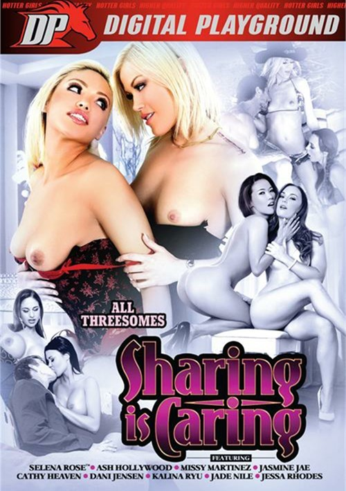 Sharing is Caring DVD