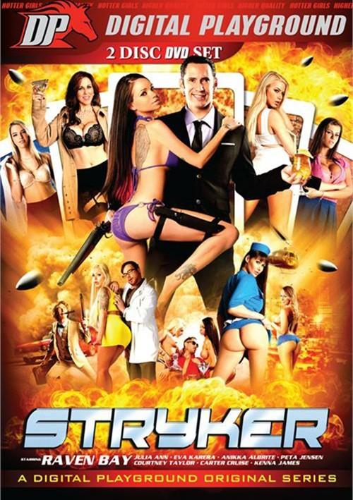 Stryker DVD