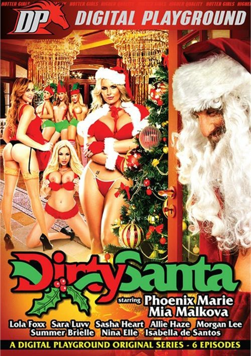 Dirty Santa DVD