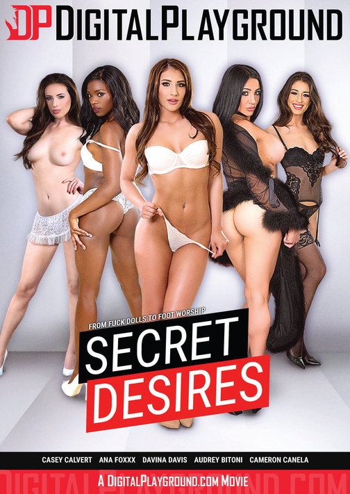 Secret Desires DVD