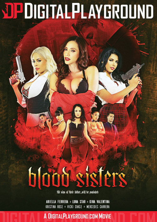 Blood Sisters DVD