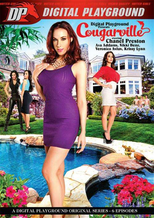 Cougarville DVD