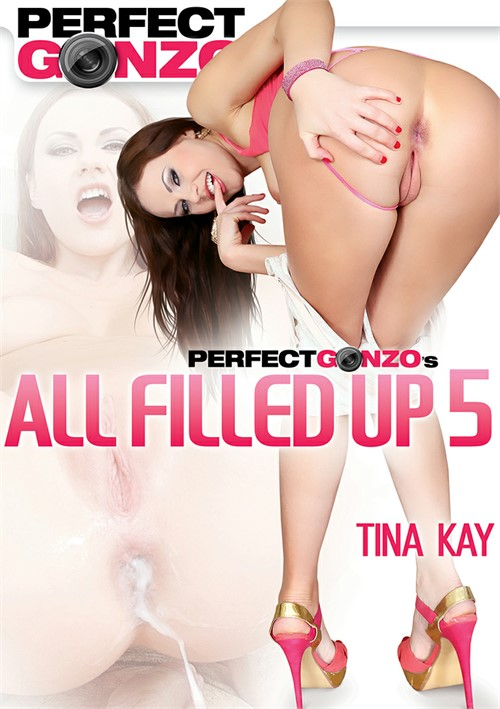 All Filled Up #5 DVD