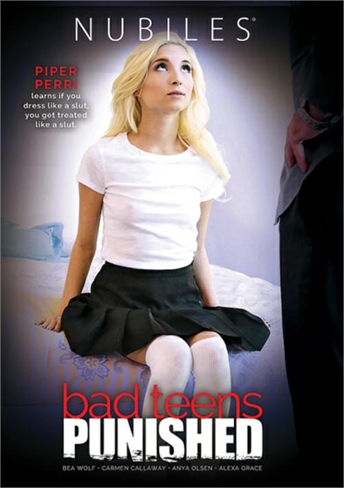 Bad Teens Punished DVD