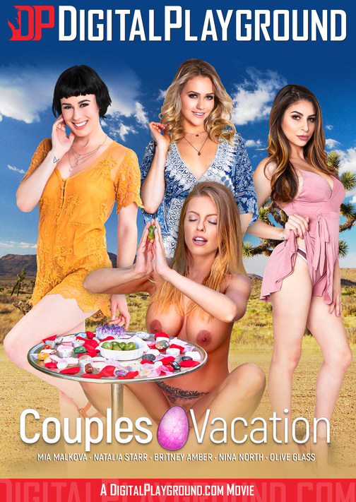 Couples Vacation DVD