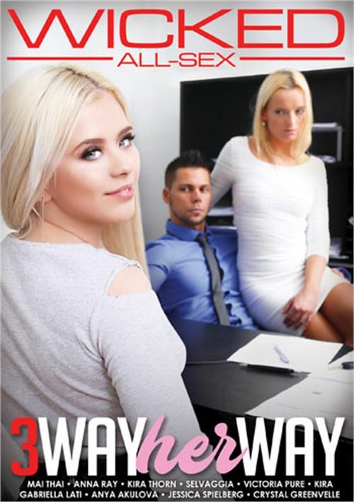 3 Way Her Way DVD