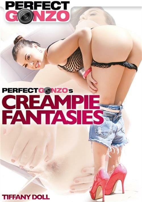Creampie Fantasies DVD