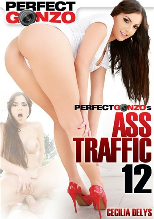 Ass Traffic #12 DVD