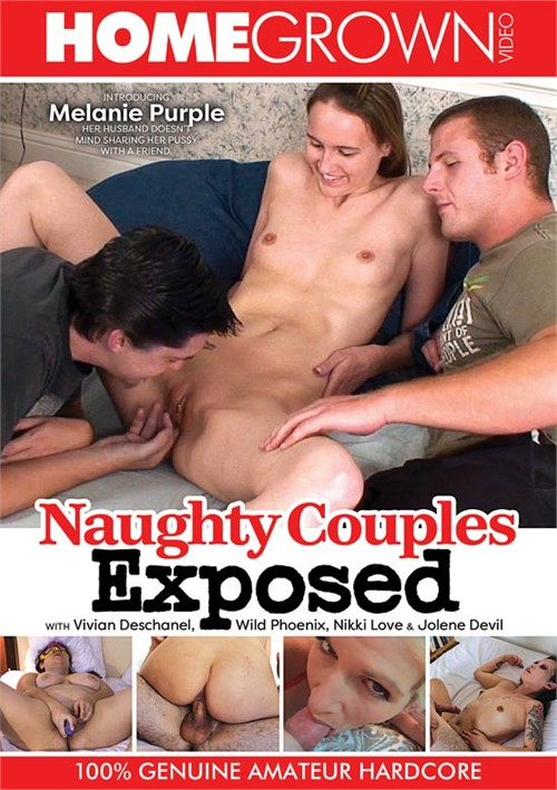 Naughty Couples Exposed