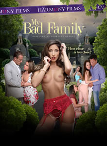 My Bad Family DVD