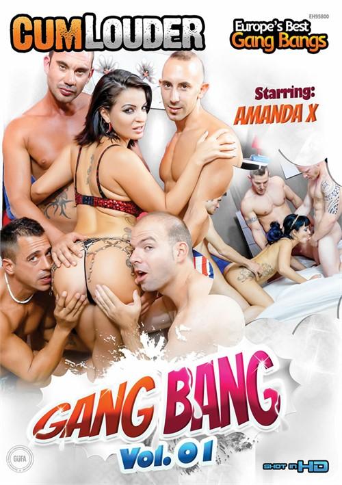 Gang Bang #1 DVD