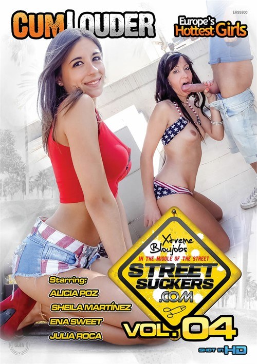 Street Suckers #4