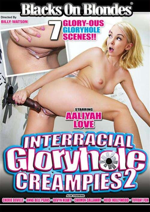 Interracial Gloryhole Creampies #2