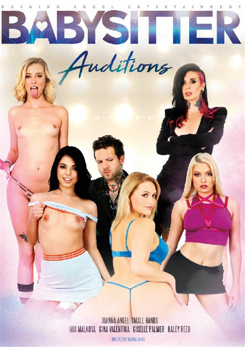 Babysitter Auditions DVD