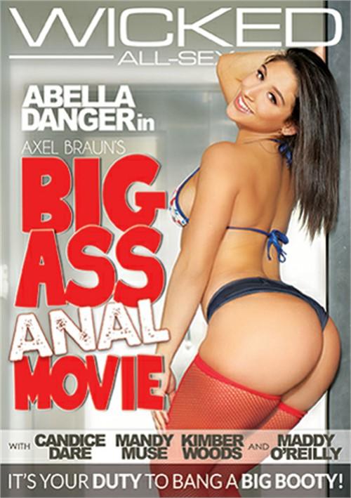 Axel Braun's Big Ass Anal Movie DVD