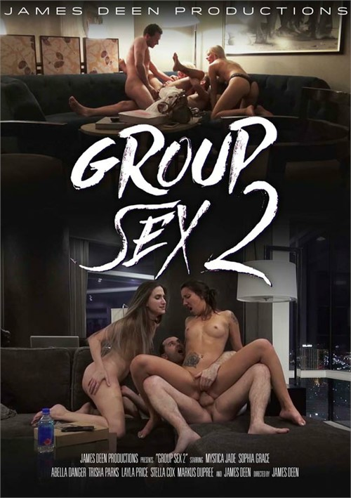 Group Sex #2 DVD